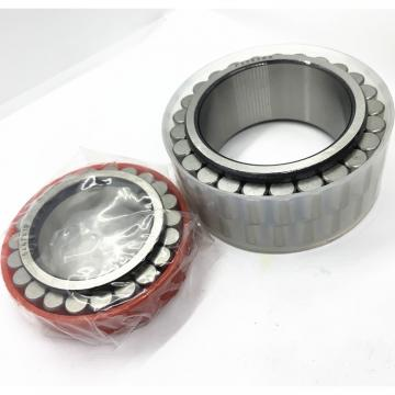 3.346 Inch   85 Millimeter x 7.087 Inch   180 Millimeter x 2.362 Inch   60 Millimeter  Timken NU2317EMA Cylindrical Roller Bearing